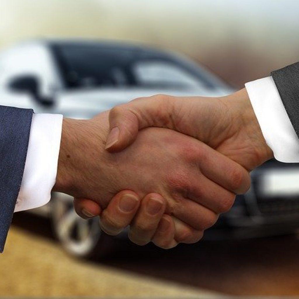 nieuwe auto kopen